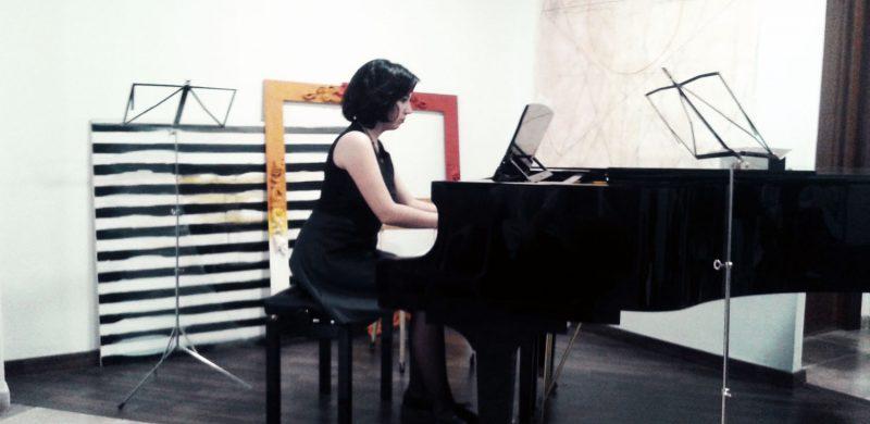 concierto en el conservatorio karl nielsen piano